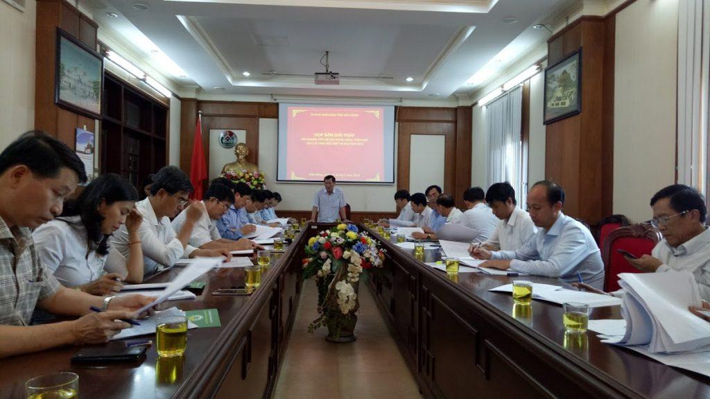 """UBND tỉnh ban hành Kế hoạch tổ chức thực hiện phong trào thi đua """"Đắk Nông chung sức xây dựng nông thôn mới"""" giai đoạn 2016-2020"""