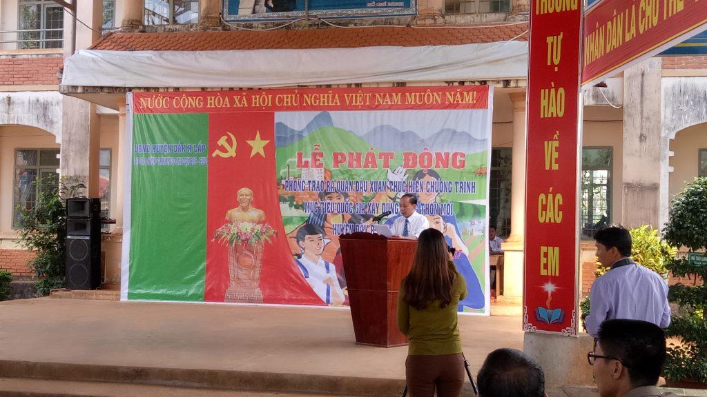 Đắk Nông: Kết quả và giải pháp để tập trung phấn đấu đưa huyện Đắk R'lấp đạt chuẩn Nông thôn mới giai đoạn 2016-2020